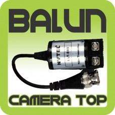 Balun vídeo over Cable