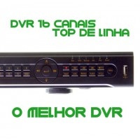 DVR 16 canais Full HD Control Acess