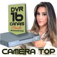 DVR Top 16 canais  DVR16BS